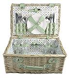 Esschert Design BT051 Botanicae Picnic Basket, Large
