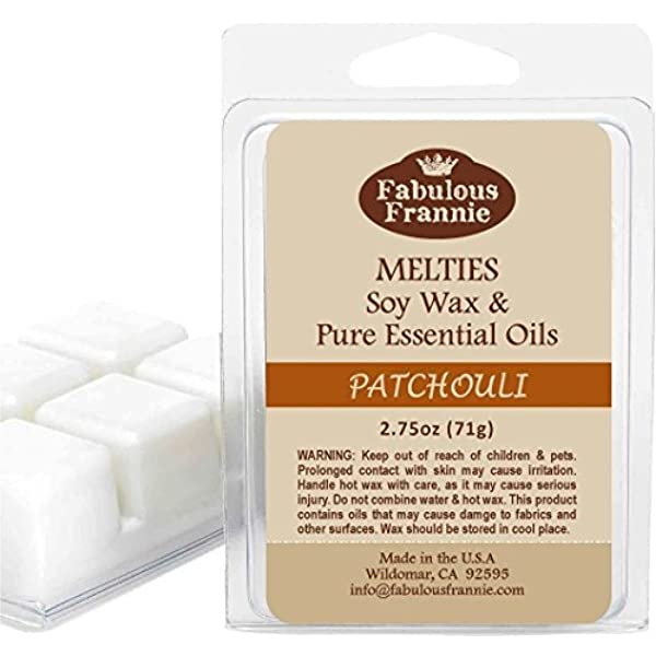 Fall Scents Wax Tarts Pure Soy Wax Melts Candle Melts Thanksgiving Home Fragrance Patchouli Gifts for Her Rustic Pear