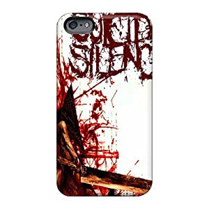 High Quality Hard Phone Cover For Apple Iphone 6 Plus (hqR28283orXQ) Allow Personal Design Nice Suicide Silence Image
