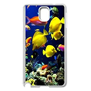 Samsung Galaxy Note 3 N7200 Phone Case Colorful fish A23D348723
