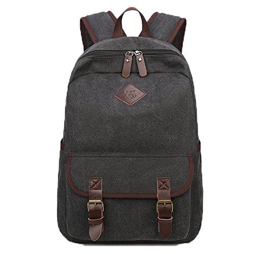 Opsun - Backpack Bag Black Woman Taille Unique