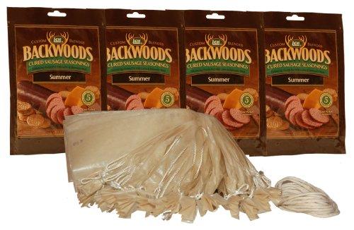 backwoods cured summer sausage kit