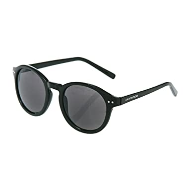 dc502f20670 Cheap Monday Women's Circle Sunglasses Black Size Onesize: Amazon.co ...