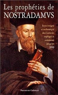 Les Prophéties de Nostradamus par Nicolas Bonnal