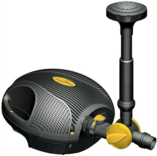 4000-Gallon Laguna PowerJet 2000 Electronic Fountain Waterfall Pump Kit for Ponds Up to 4000-Gallon