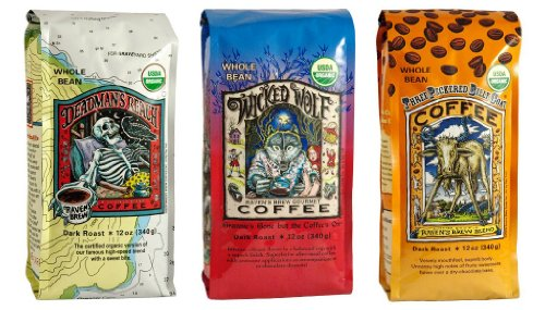 his coffee organic whole bean - 2