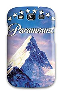 Awesome Design Paramount Logo Hard Case Cover For Galaxy S3