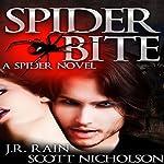 Spider Bite: A Vampire Thriller (The Spider Trilogy Book 3) | J.R. Rain,Scott Nicholson