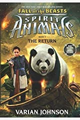 Fall of the Beasts 3: The Return (Spirit Animals) by Varian Johnson (2016-05-05) Hardcover