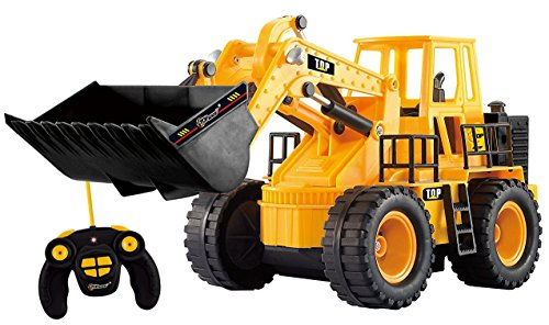 Rtr Rc Construction Vehicle - 7