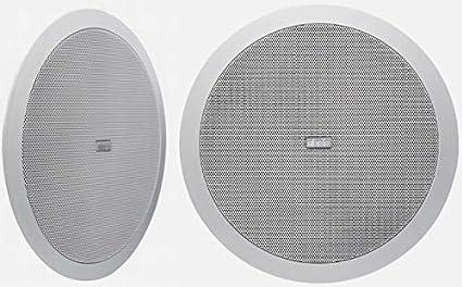 Indiana Line rd-260Altavoces de 2x 60W, Color Blanco