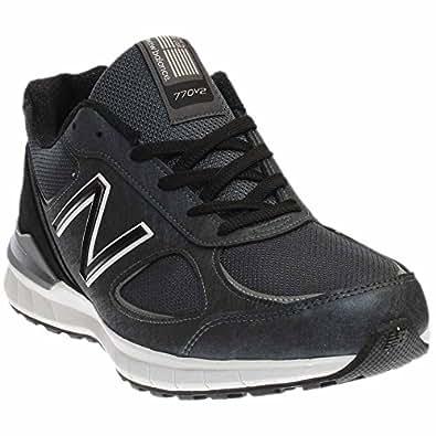 New Balance M770 Version 2 Men's Running Shoe, Size: 7 Width: D Color: Grey/Black