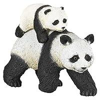 Papo 50071 - Figurine - Animaux - Panda et son Bébé