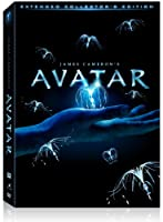 Avatar Three-disc Extended Collectors Edition from 20th Century Fox