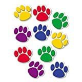 Teacher Created Resources Paw Print Accents, Colorful (4114)