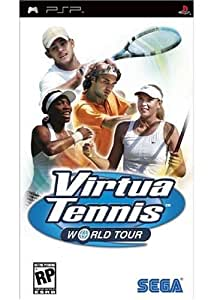 Virtua Tennis World Tour - PlayStation Portable