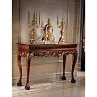 Design Toscano Le Monde Palace Console Table