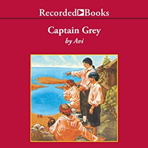 Captain Grey Audiobook