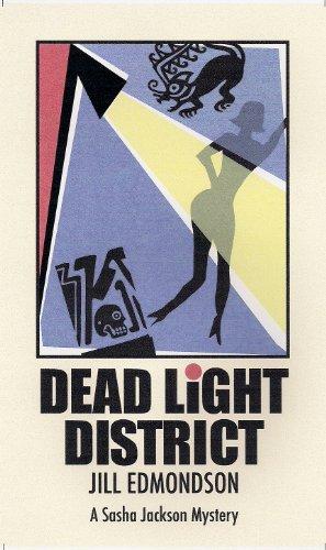Dead Light District (A Sasha Jackson Mystery) (Sasha Jackson Mysteries Book 2)