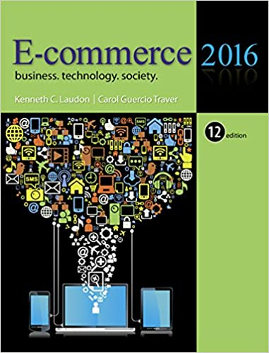 Amazon e commerce 2016 business technology and society ebook e commerce 2016 business technology and society 12th edition kindle edition fandeluxe Images