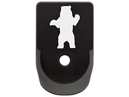 Amazon com : Magazine Base Plate for Glock Gen 1-5 Finger