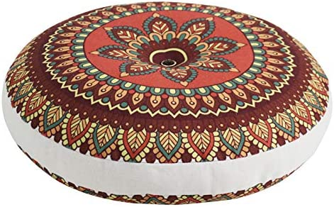 Tiita Decorative Floor Pillows Large Seat Pad