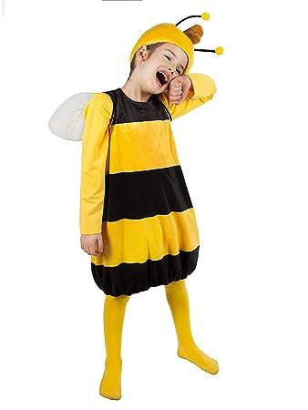 Willi Kostüm Für Kinder Biene Maja Zweiteilig 98104 Amazon