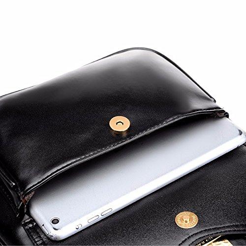 HYP Handmade Leather Tote Bag Travel Bag/&Computer Bag For Women /Antique English Double Shoulder Bag School Leisure Travel.