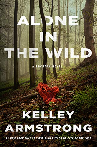 Book Cover: Alone in the Wild