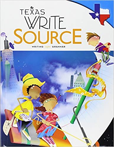 Texas write source grade 5 dave kemper patrick sebrenak verne texas write source grade 5 1st edition fandeluxe Gallery