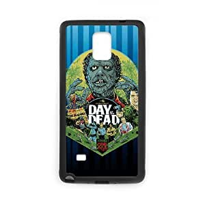 Day of the Dead For Samsung Galaxy Note4 N9108 Csae phone Case QYK617898
