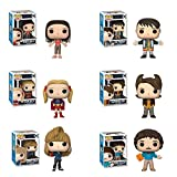 POP! Television: Friends S2 Rachel Green, Ross Geller Chandler Bing, Phoebe Buffay, Monica Geller, Joey Tribbiani Vinyl Figures Set