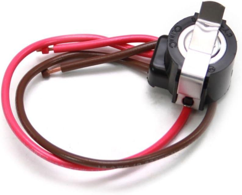 Whirlpool W10225581 Refrigerator Defrost Bi-Metal Thermostat Genuine Original Equipment Manufacturer (OEM) Part