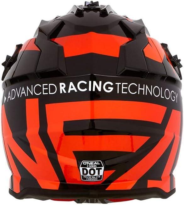 ADULT ONEAL 2 SERIES SLICK MX FULL FACE OFF ROAD HELMET Motorcycle Motocross Quad Race ATV Enduro Sport Off Road Downhill PIT Dirt Bike Crash Motorbike Helmet for Men /& Women