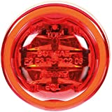 Truck-Lite 10275R 10 Series Red LED Marker/Clearance Lamp (SAE PC Rated LED)