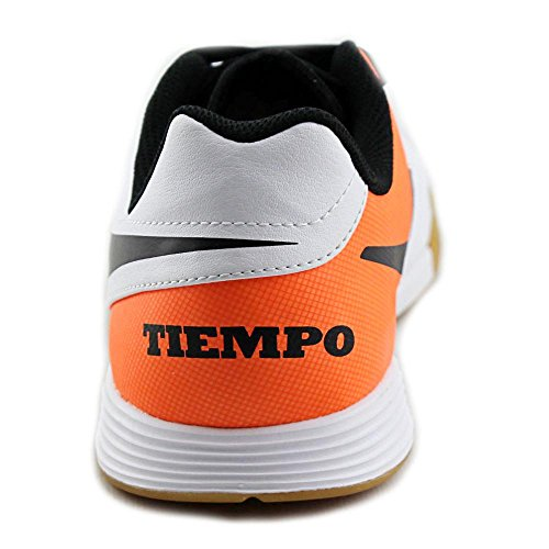 Jr IC Bianco Calcio Black Tiempox bambini Legend total Orange Unisex Scarpe da VI White Nike Blanco dfwpqp