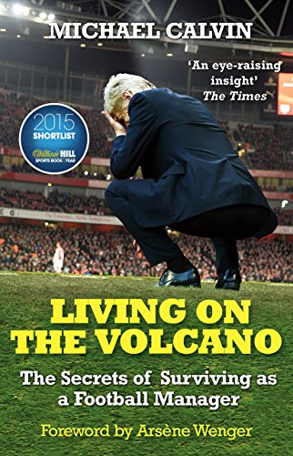 Ball Martinez (Living on the Volcano: The Secrets of Surviving as a Football Manager)