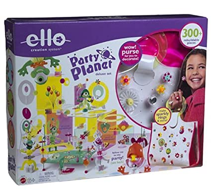 Mattel Superconjunto Party Planet: Amazon.es: Juguetes y juegos