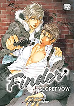 Finder Deluxe Edition: Secret Vow, Vol. 8 (Yaoi Manga) by [Yamane, Ayano]