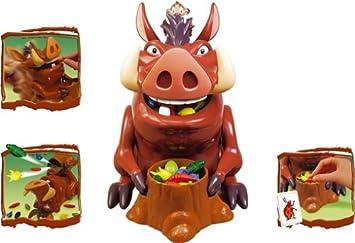 Animales Disney - Juego pumba (producto Bandai)