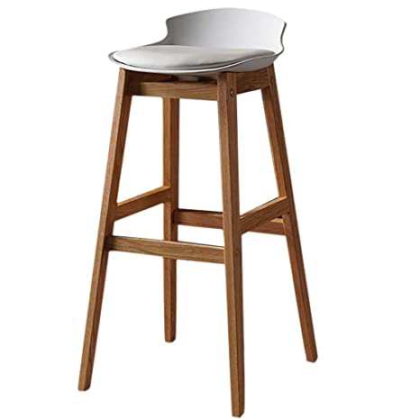 Admirable Amazon Com Bar Stool Breakfast Kitchen Counter Chairs Wood Ibusinesslaw Wood Chair Design Ideas Ibusinesslaworg