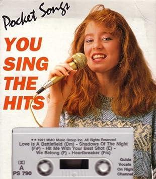 background tracks - Karaoke: You Sing Pat Benatar - Amazon