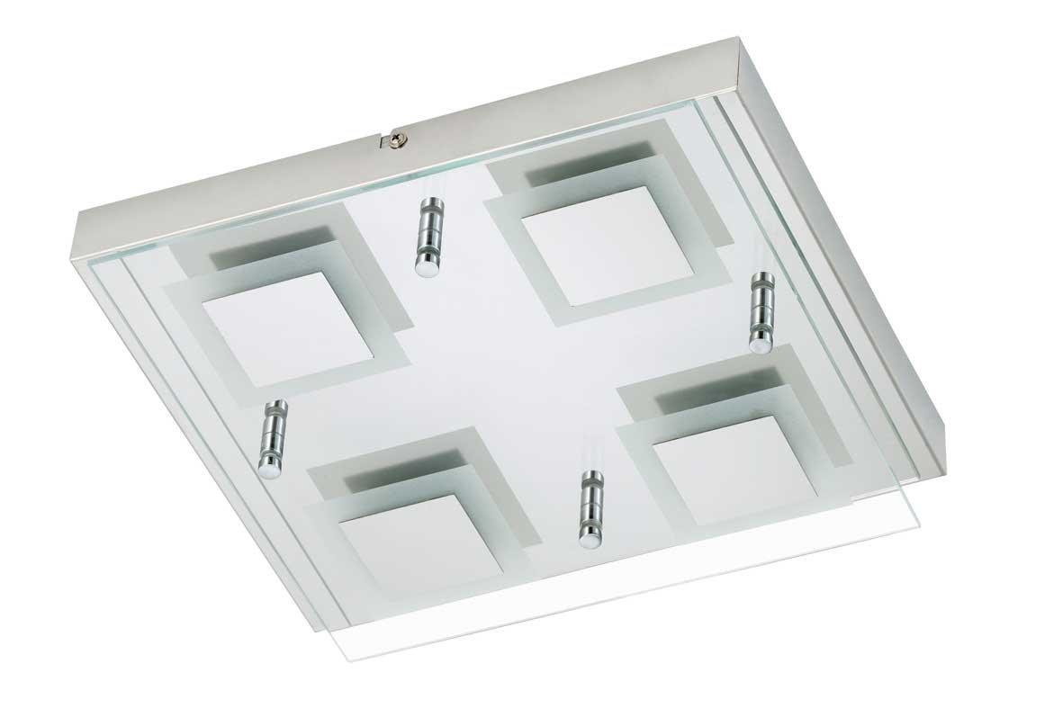 Plafoniere Da Soffitto Bagno : Trango lampada da soffitto led plafoniera bagno con