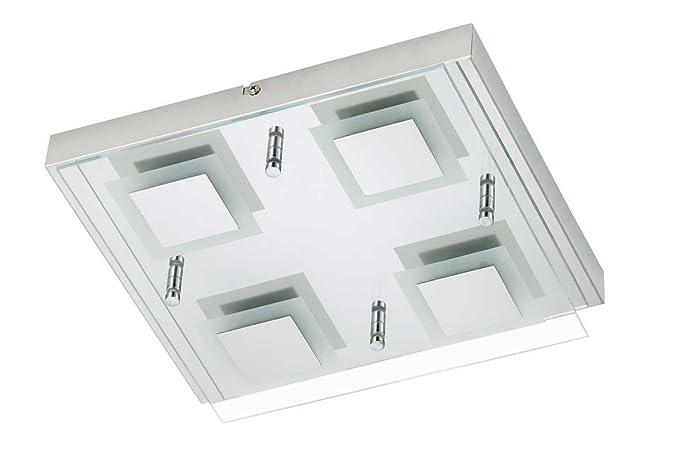 Plafoniere Bagno Da Soffitto : Trango lampada da soffitto led plafoniera bagno con