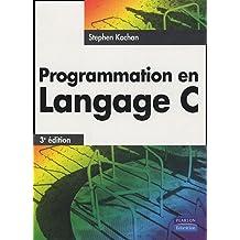 Programmation en langage c 3/e