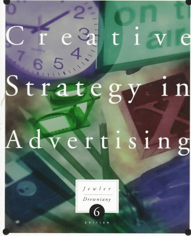 Creative Strategy In Advertising Pdf