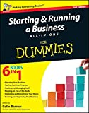 img - for Starting and Running a Business All-in-One For Dummies book / textbook / text book