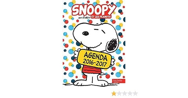 Snoopy - Agenda 2016-2017: Amazon.es: Charles-M Schulz ...
