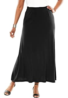 d503596bfa0d Jessica London Women s Plus Size Petite Straight Leg Stretch Denim ...