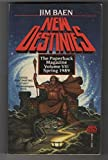 img - for 007: New Destinies Vol. VII, Spring 1989 book / textbook / text book